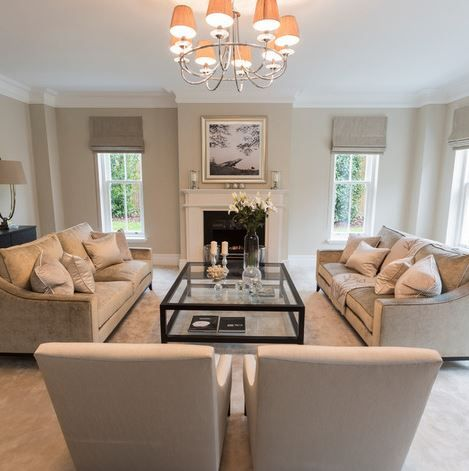 Transitional Living Room On Houzz By East Anglia Photographers Luke Cartledge Photography