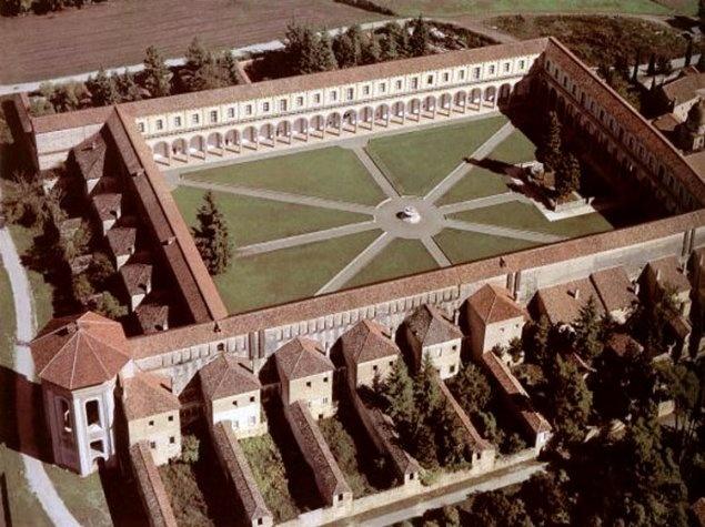 Certosa di San Lorenzo a Padula, Patrimonio UNESCO