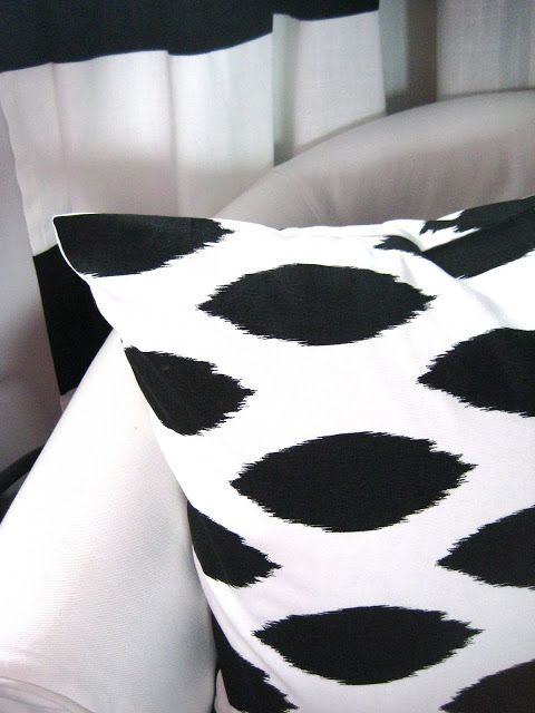 hodge:podge: How to Sew a Pillow with an Invisible Zipper