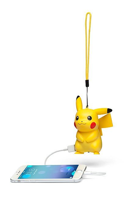 Pikachus have been used to power generators in the anime before, so why stop there? We aren't asking for a full on power plant, just a few more hours of phone battery life. That's all!