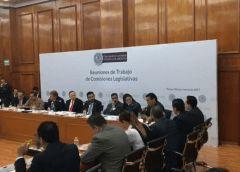 Manzur y Castillo comparecen ante congreso estatal