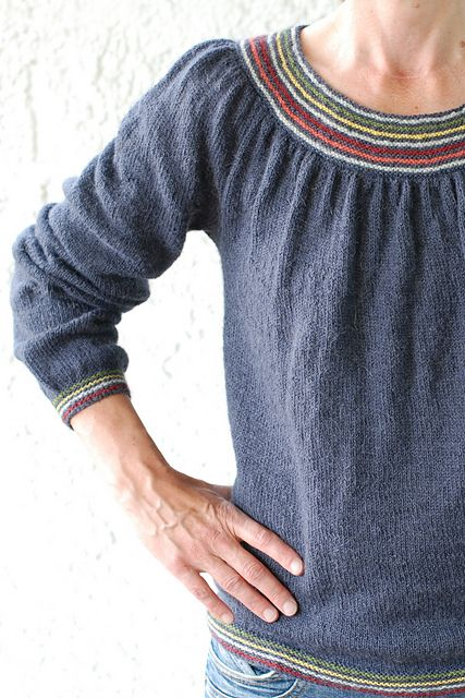 Ravelry: Project Gallery for Olive pattern by Helga Isager