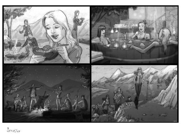 Best Storyboarding Images On   Art Pop Wallpapers