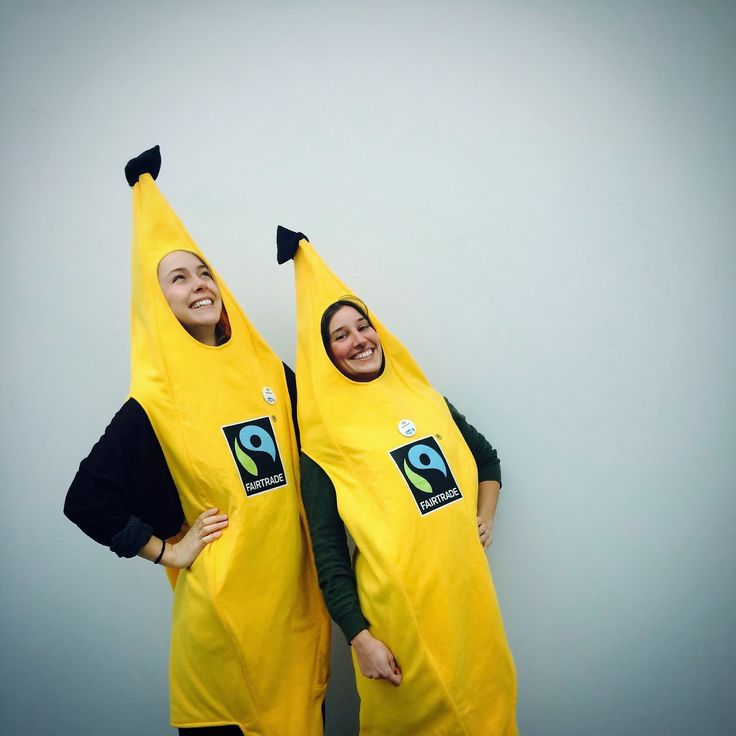 To walk from Eskilstuna to Malmö wearing Fairtrade banana costume? Obviously, we'll do it! Follow the exploits of our Swedish Banana Girls as they march to raise awareness for human rights and gender equality!