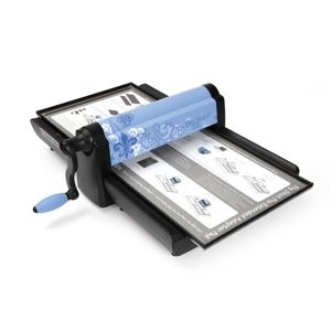 Sizzix Big Shot Pro Machine Only (Periwinkle) w/Extended Accessories $449.99  I WANT I WANT I WANT!!!!!!!!!!!! This is HUGE! Does FABRIC and paper! For QUILTING and paper crafts!!! LOVE IT!!!