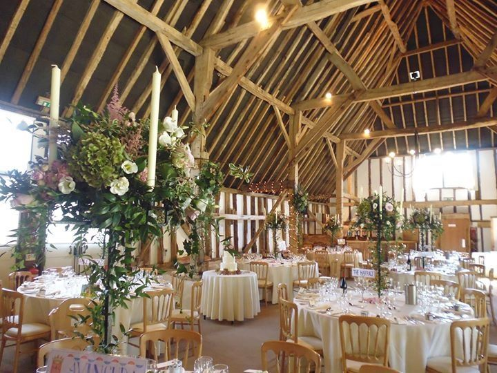 Picture Of The Clock Barn Whitchurch Hampshire Lovely Wedding Venue