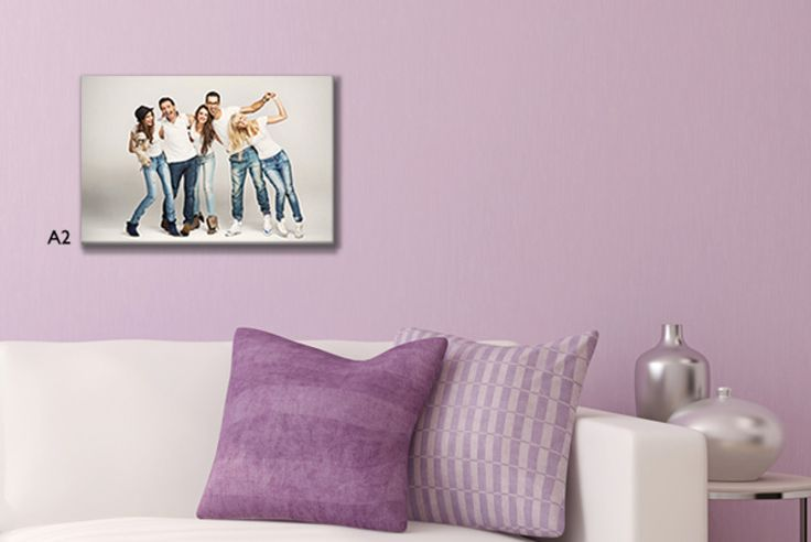 I just bought A2 Personalised Canvas (now £10.99) via @wowcher http://shar.es/UQREf