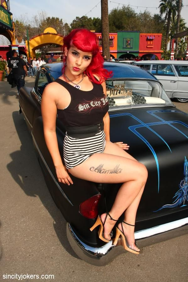 Friday Pins Ups & Sexy Ink | pin ups | Pinterest ...
