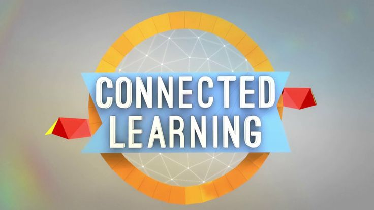 Connected Learning: Relevance, the 4th R. Connected learning is when you're pursuing expertise around something you care deeply about, and y...