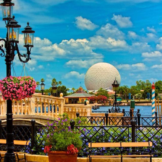 EPCOT-Walt Disney World, Florida