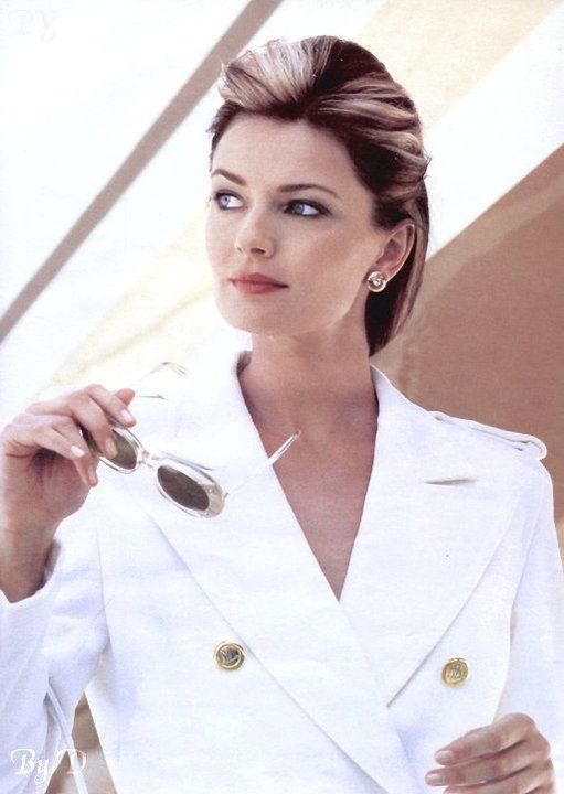 Paulina Porizkova | Model | Paulina porizkova, Supermodels ...