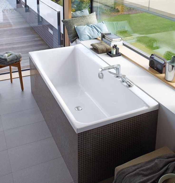 169 best images about duravit on pinterest ceramics for Soaker tub definition