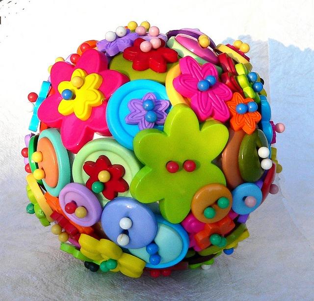 Best button balls images on pinterest