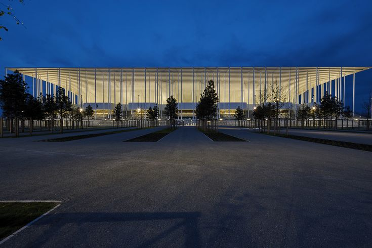 Gallery of Gallery: Inside Herzog & de Meuron's Bordeaux Stadium During Its Inaugural Match - 13