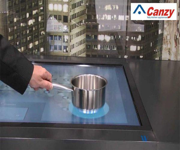 bếp từ Canzy thông minh