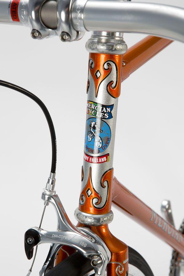 14 best Vintage Bicycle Restoration images on Pinterest | Bicycles ...