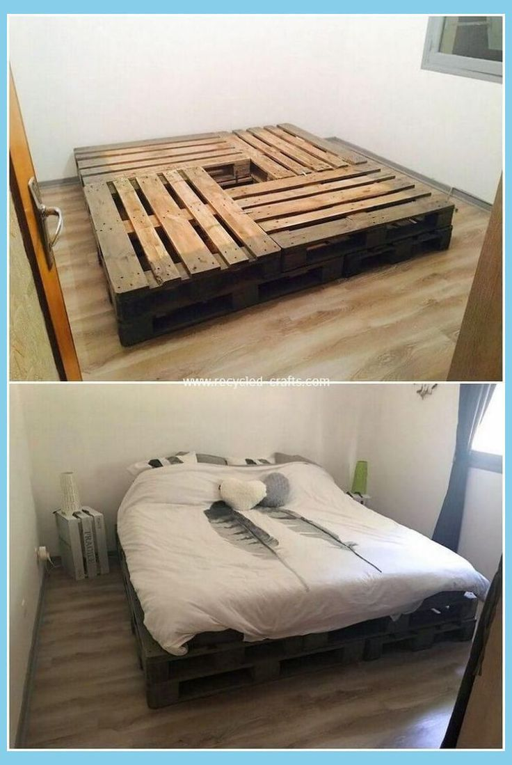 Bed Frames For Positioning Mattress And Floor Base In 2020