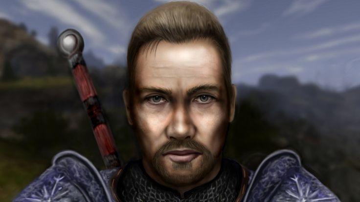 Gothic: Nameless Hero by AndreCronos on DeviantArt