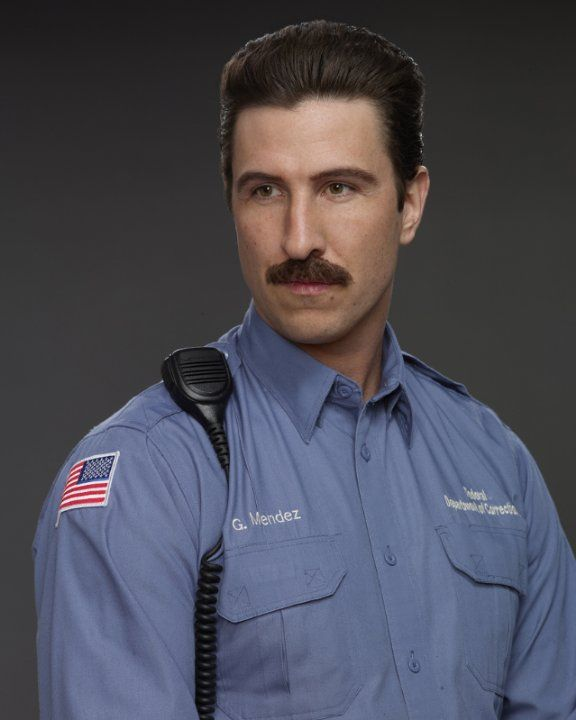 Pablo Schreiber as George 'Pornstache' Mendez~ Orange Is the New Black (TV Series 2013– )