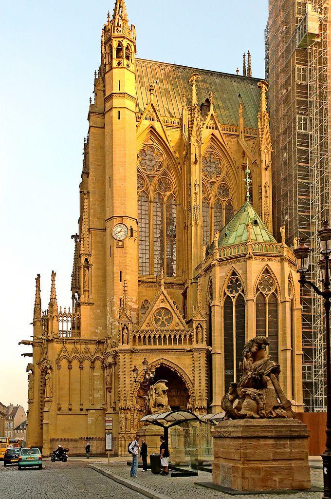 Cathédrale de Metz ~ Lorraine, France