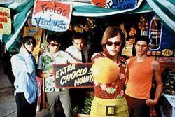 Pánico banda chilena -