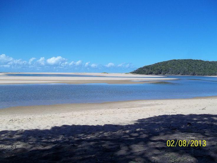 Kosi Bay in KwaZulu Natal