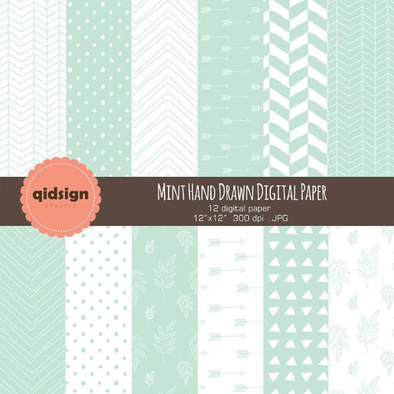 Hey, I found this really awesome Etsy listing at https://www.etsy.com/listing/185720586/hand-drawn-digital-paper-chevron