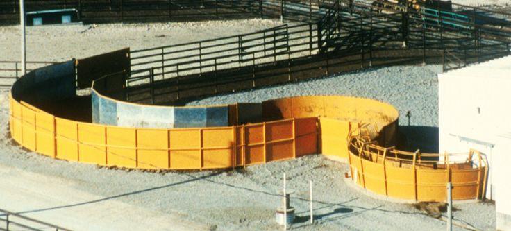 Serpentine Ramp (Temple Grandin) - Design and Violence