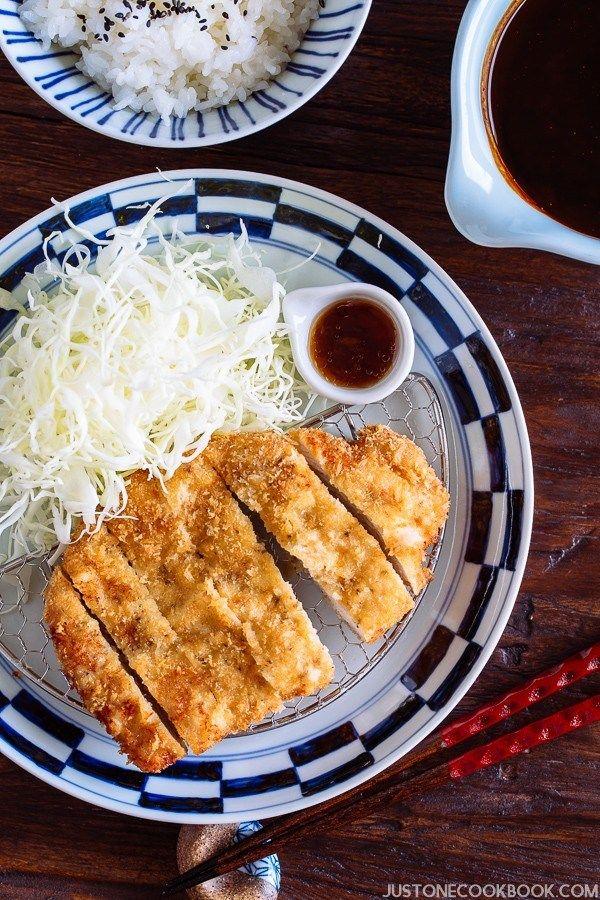 Miso Katsu (Tonkatsu with Miso Sauce) 味噌カツ | Easy Japanese Recipes at JustOneCookbook.com