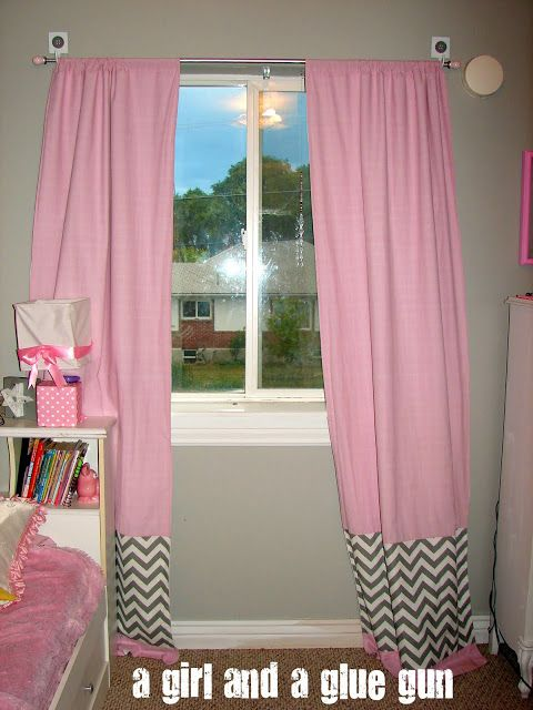 28 Best Curtains From Sheets Images On Pinterest Sheet