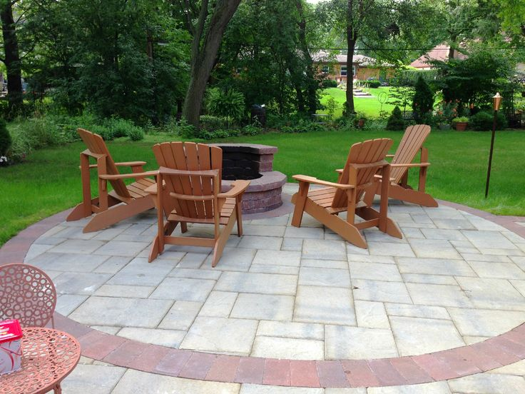 Portable Fire Pits For Patios : Best patios fire pits chicagoland area images on