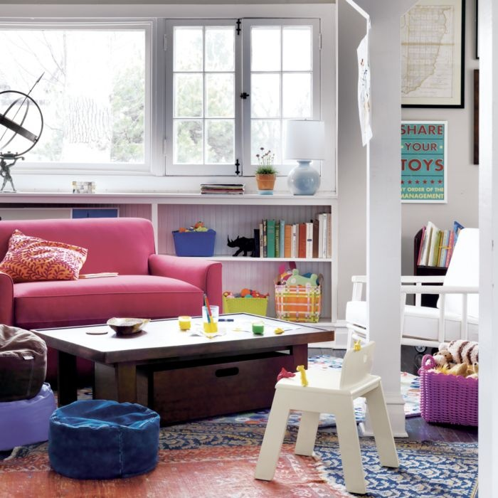 Interesting Playroom Office Ideas playroom ideas pictures makeovers hgtv along with kids den pictures from hgtv interior picture kids playroom Adjustable Blue Bean Bag Chair Attic Playroomoffice Playroomplayroom Designplayroom