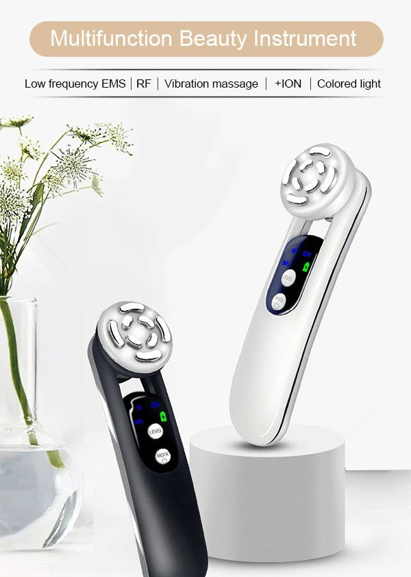 home use rf face lift instrument led light therapy led light therapy skin light therapy