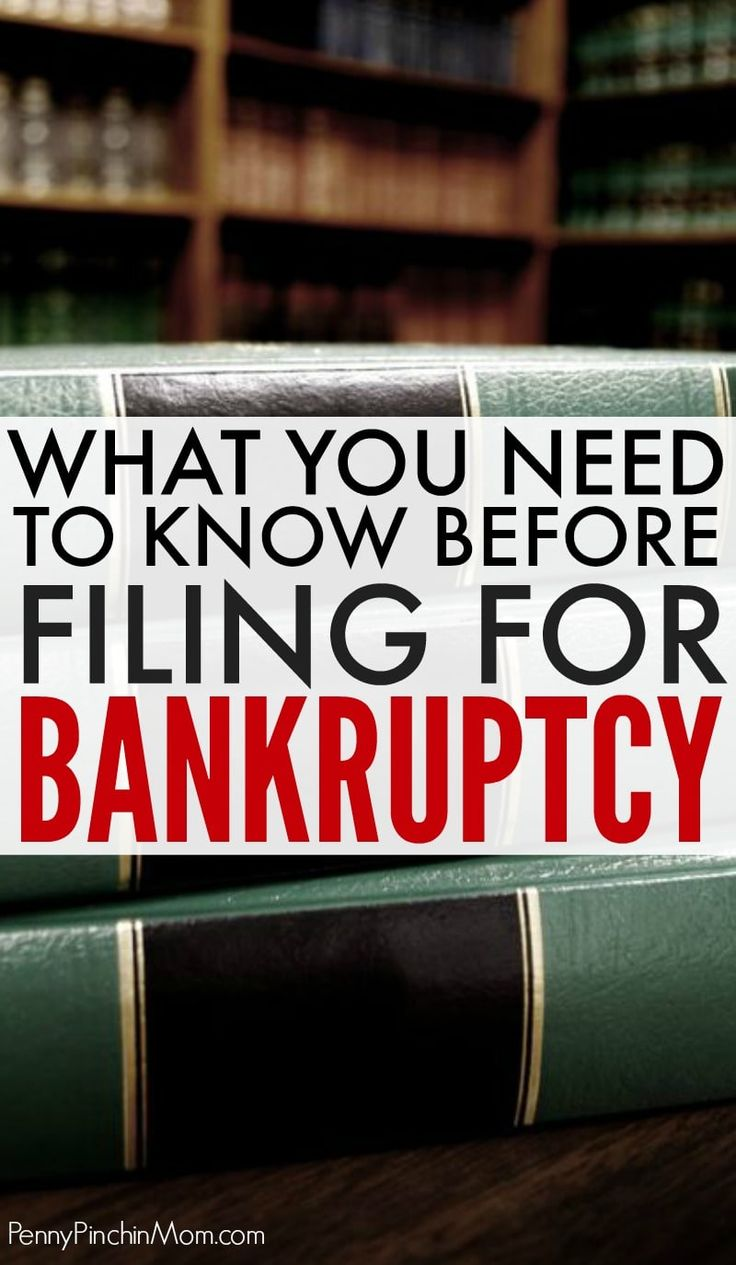 Dont file for bankruptcy until you read this post first