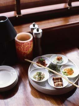 Dahlia Lounge --  A Tom Douglas Restaurant Experience - Yummy!