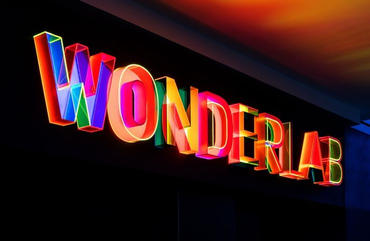 Design studio LucienneRoberts+ has created some lovely graphics for the Wonderlab gallery at the National Science and Media Museum in Bradford