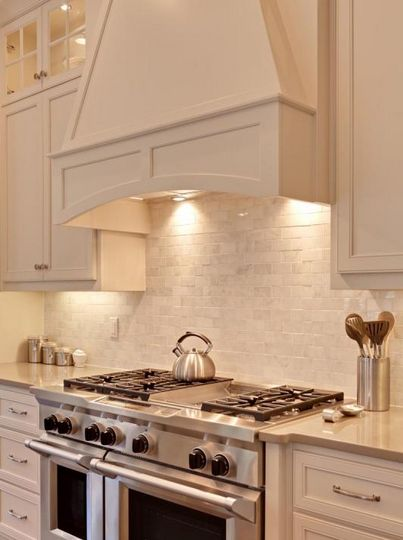 find this pin and more on range hoods - Hood Designs Kitchens