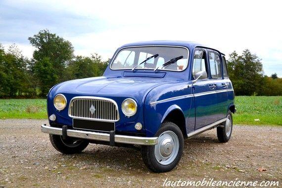 La Renault 4, malgré son âge, s'adapte à la conduite en circulation sans problème. Quelques-unes sont disponibles sur https://www.drivy.com/location-voiture/france/marque/renault/modele/r4