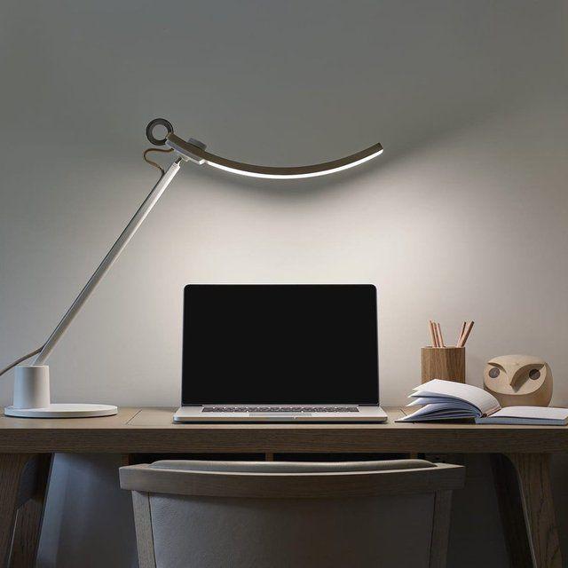 Wit Genie E Reading Smart Led Desk Lamp Galaxy Silver Benq Led Desk Lamp Desk Lamp Lamp