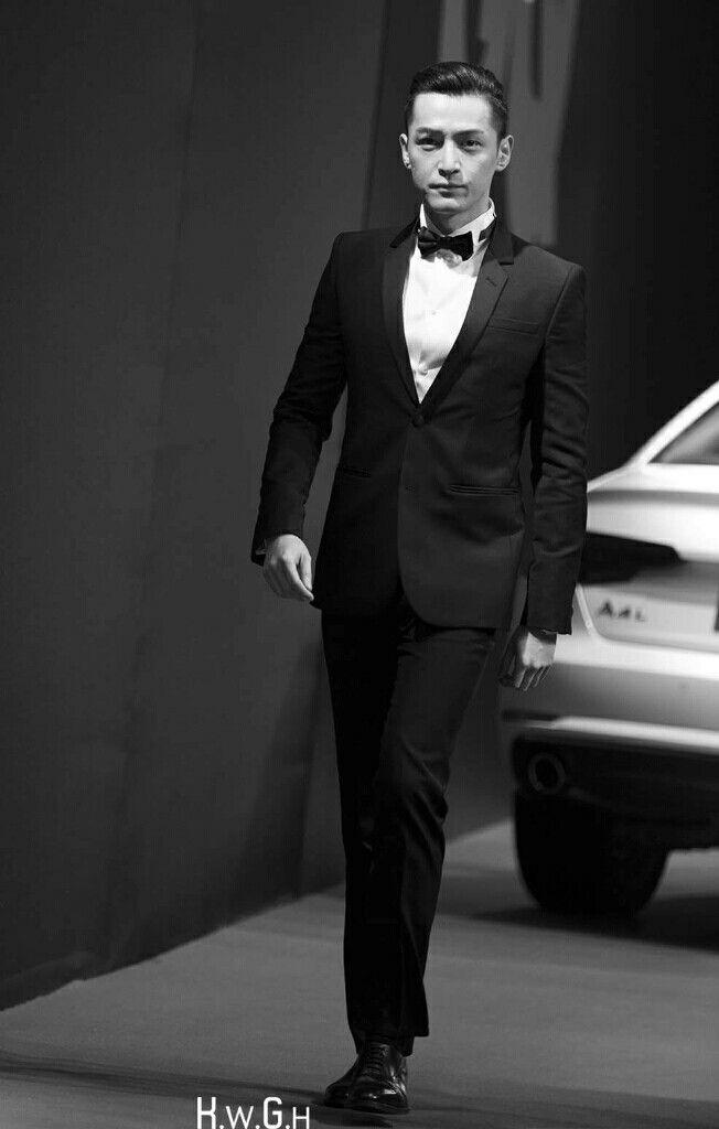 Hugh Hu胡歌( Annual Most Influential Actor 20160908 胡歌年度最具影响力演员)