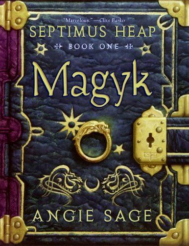 Want to loose yourself in a world of magic? Here's another great series to do it with.