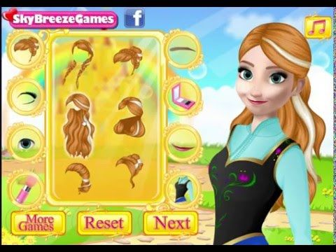 Disney's Frozen Games Online - Elsa and Anna Make Up