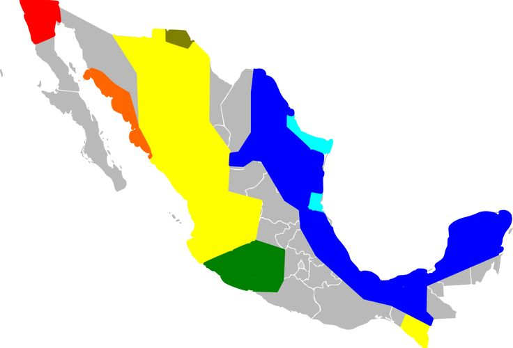 Mexico cartel map May 2010 - Mexican Drug War - Wikipedia, the free encyclopedia