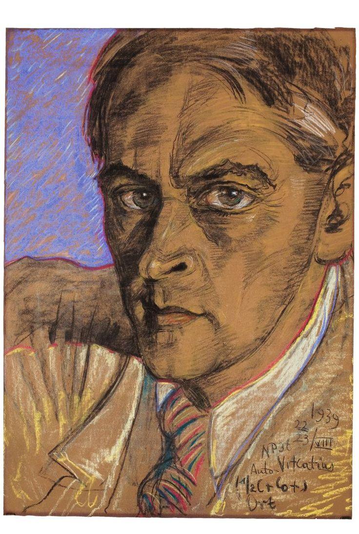 Witkiewicz Selfportrait