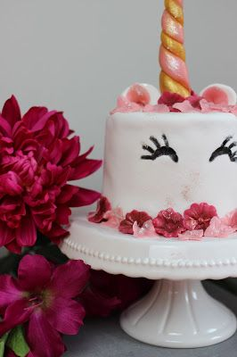 Hello Unicorn Cake       Die Hipster haben es aus den 80er zurückgeholt: Das Einhorn!   Überall sieht man die kleinen süssen Unicorns. Sie...