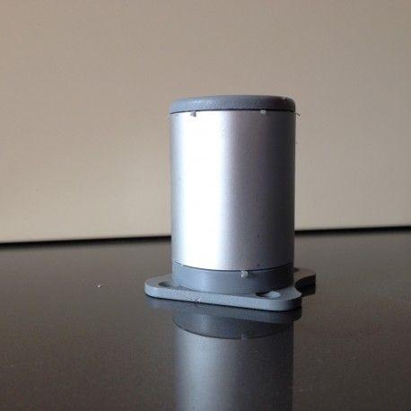 Nóżka Aluminium Okrągła H-60mm