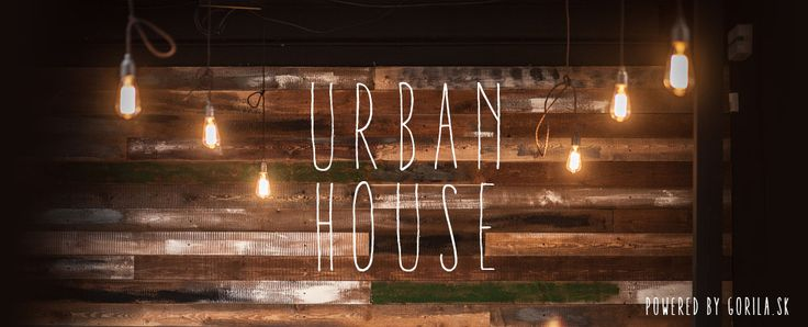 Urban House powered by Gorila.sk