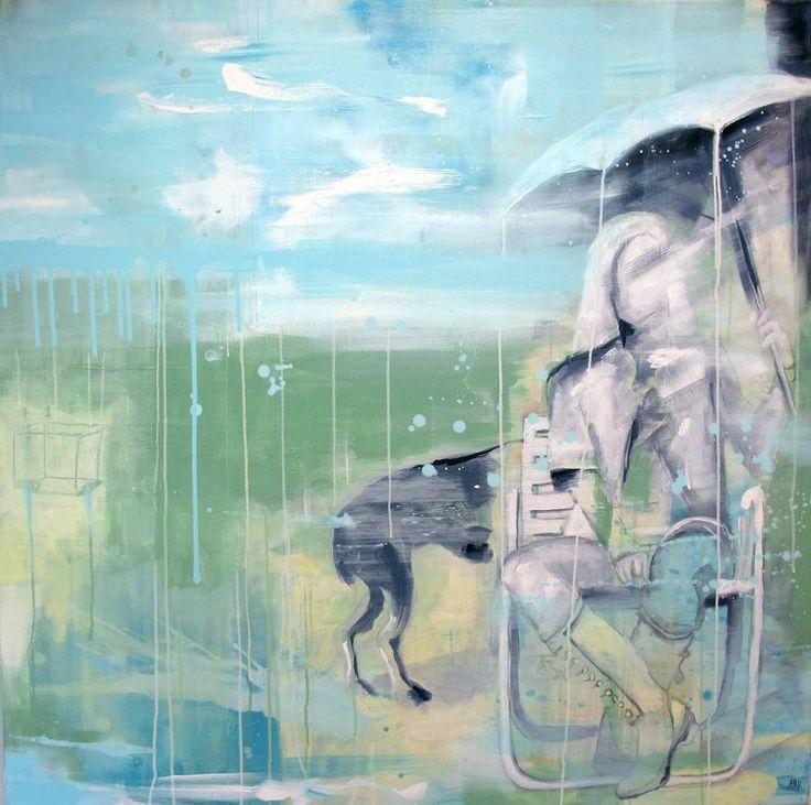 DET VARER BARE ET LITE ØYEBLIKK BY ANNE-BRITT KRISTIANSEN #fineart #art #painting #kunst #maleri #bilde www.annebrittkristiansen.com/anne-britt-kristiansen-kunst-2012