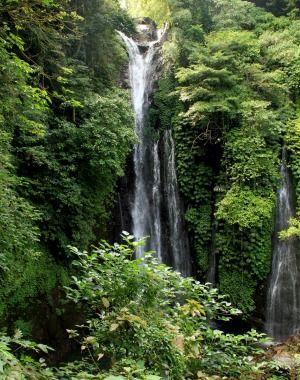 Bali travel guide: Top 20 things to do beyond Kuta (Photo: The Bedugal Waterfalls)