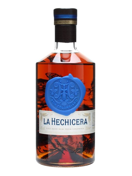 La Hechicera Rum : The Whisky Exchange